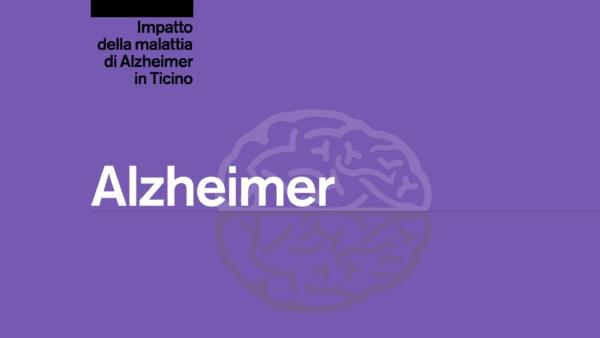 Impatto della malattia di Alzheimer in Ticino